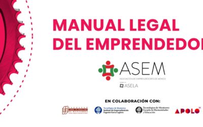 "ASEM lanza ""Manual legal del emprendedor"""