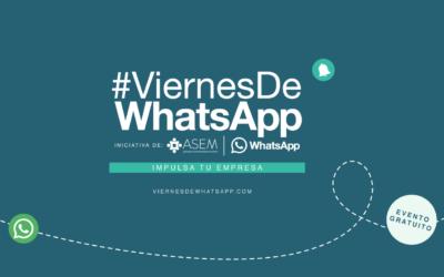 ASEM Y WhatsApp lanzan programa de capacitación